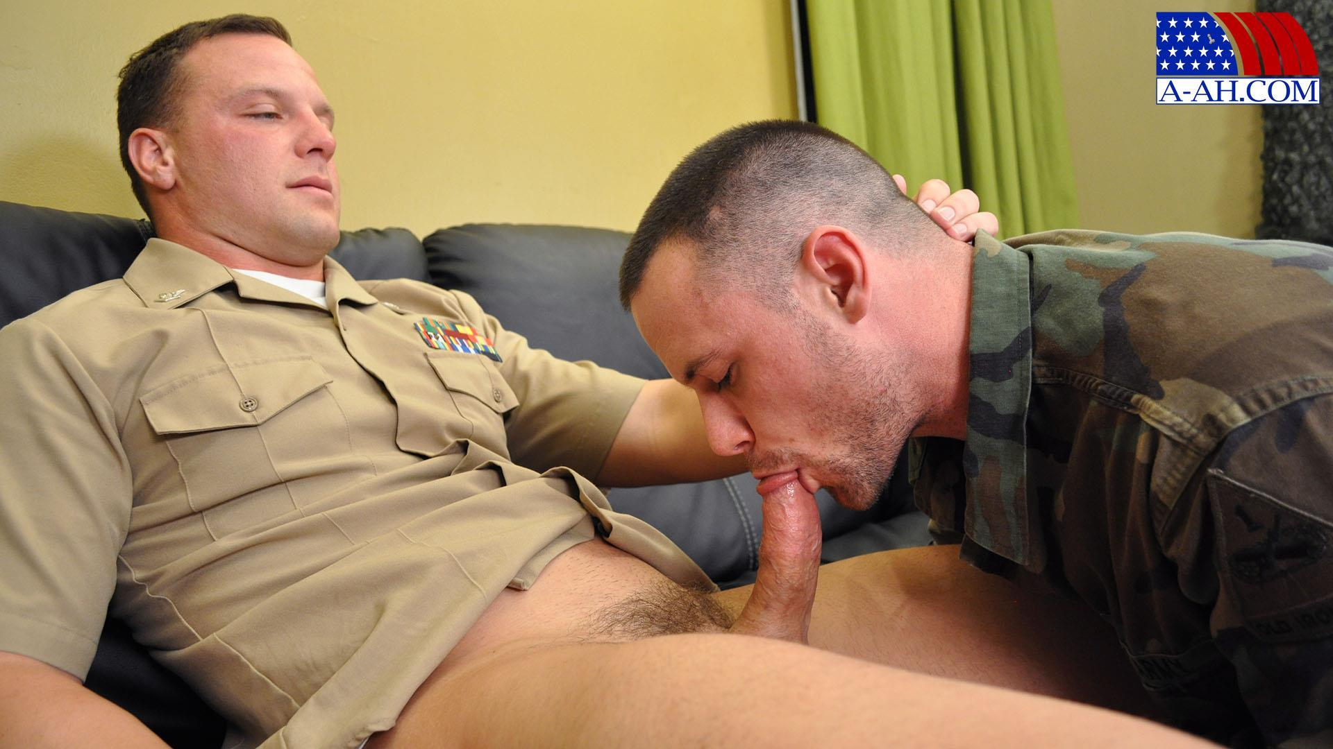 Us army porn