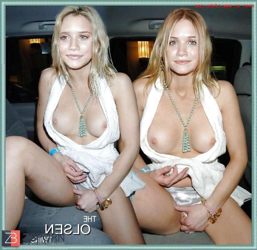 Olsen twins nude photos