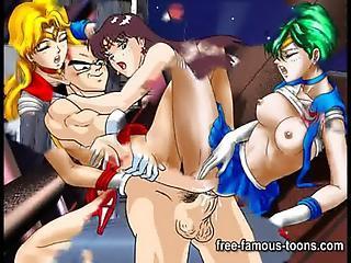 best of Fuck Asian hentai xxx parody. video Sailormoon