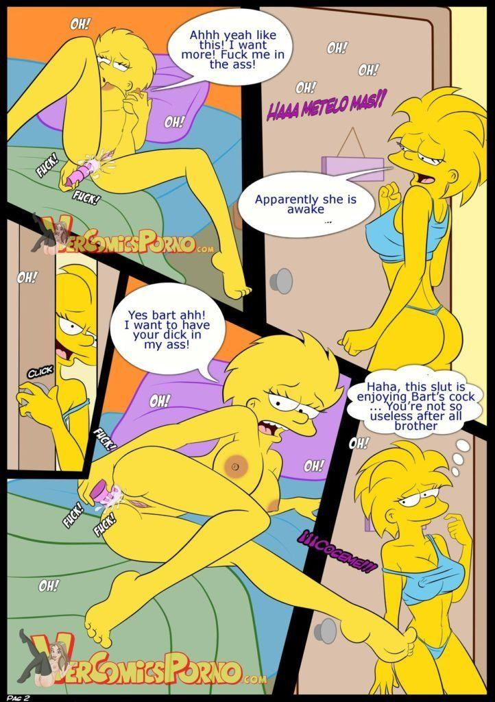 Bart and lisa simpson fucking