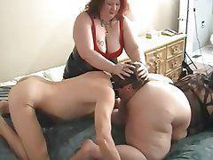 Femdom bbw porn tube