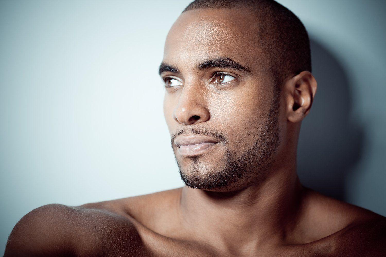 Giggles reccomend Bisexual black man