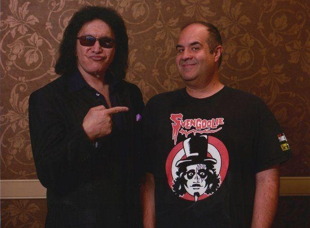 By gene simmons asshole