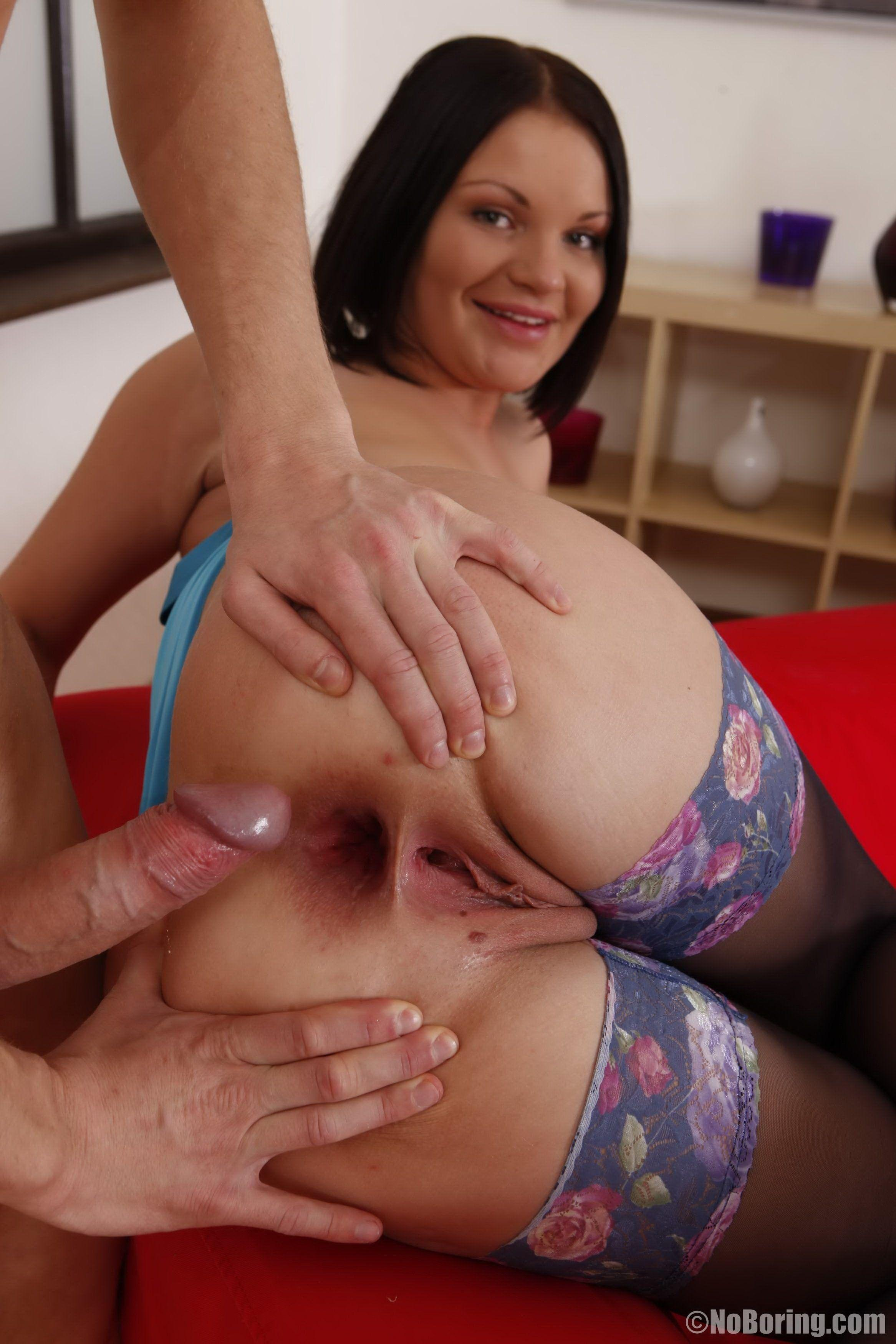 Her first double anal threesome. Blowjob porno . Adult archive ...