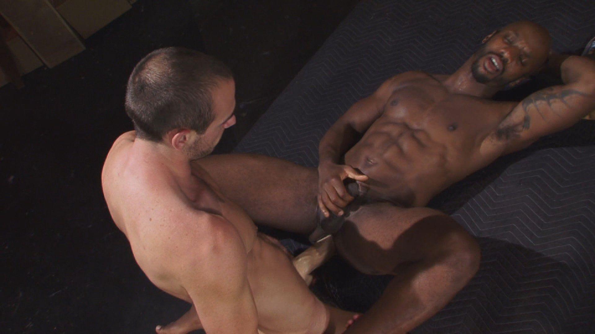 interracial sex Extreme gay