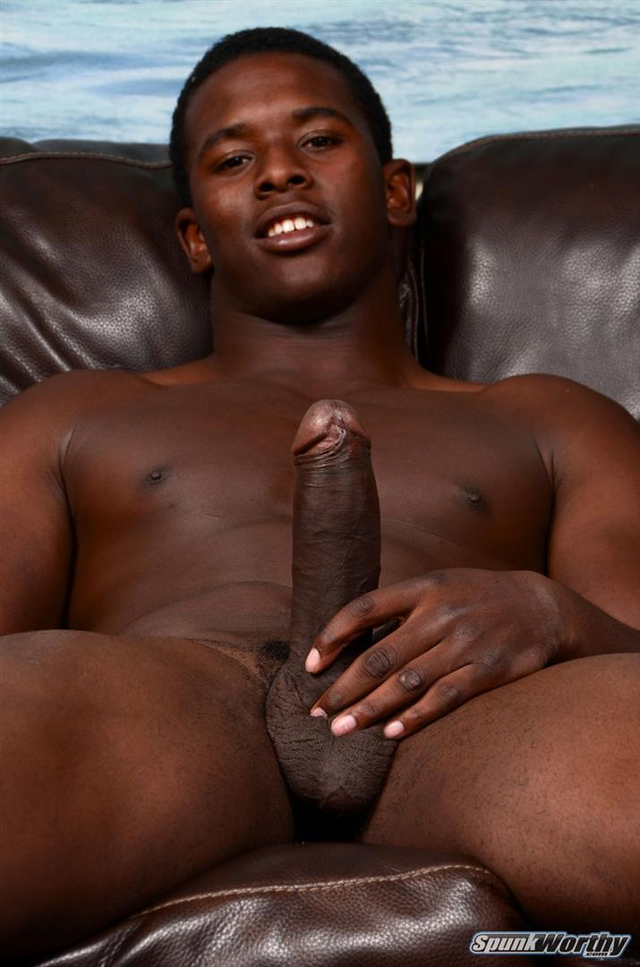 nakes Black gay men