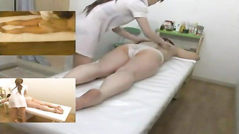 Massage orgasm amateur female voyeur