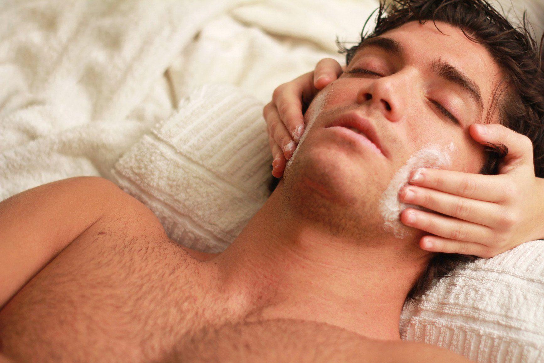 Spas facial salons care skin