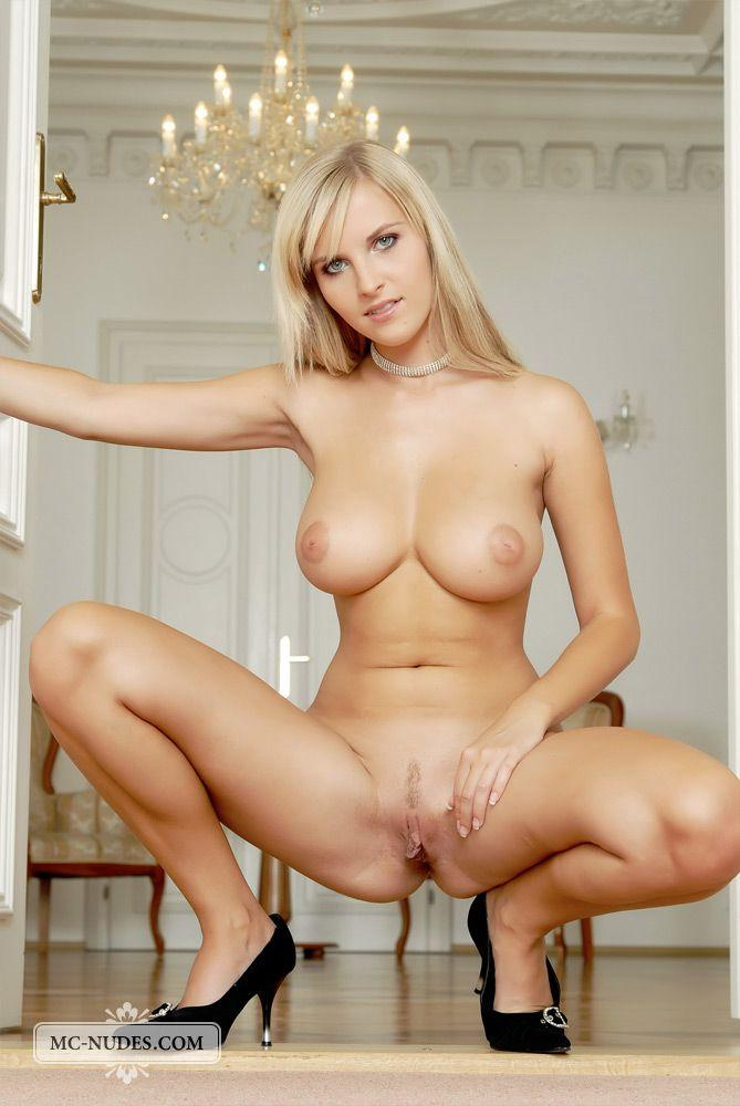 best of Blond boob Naked