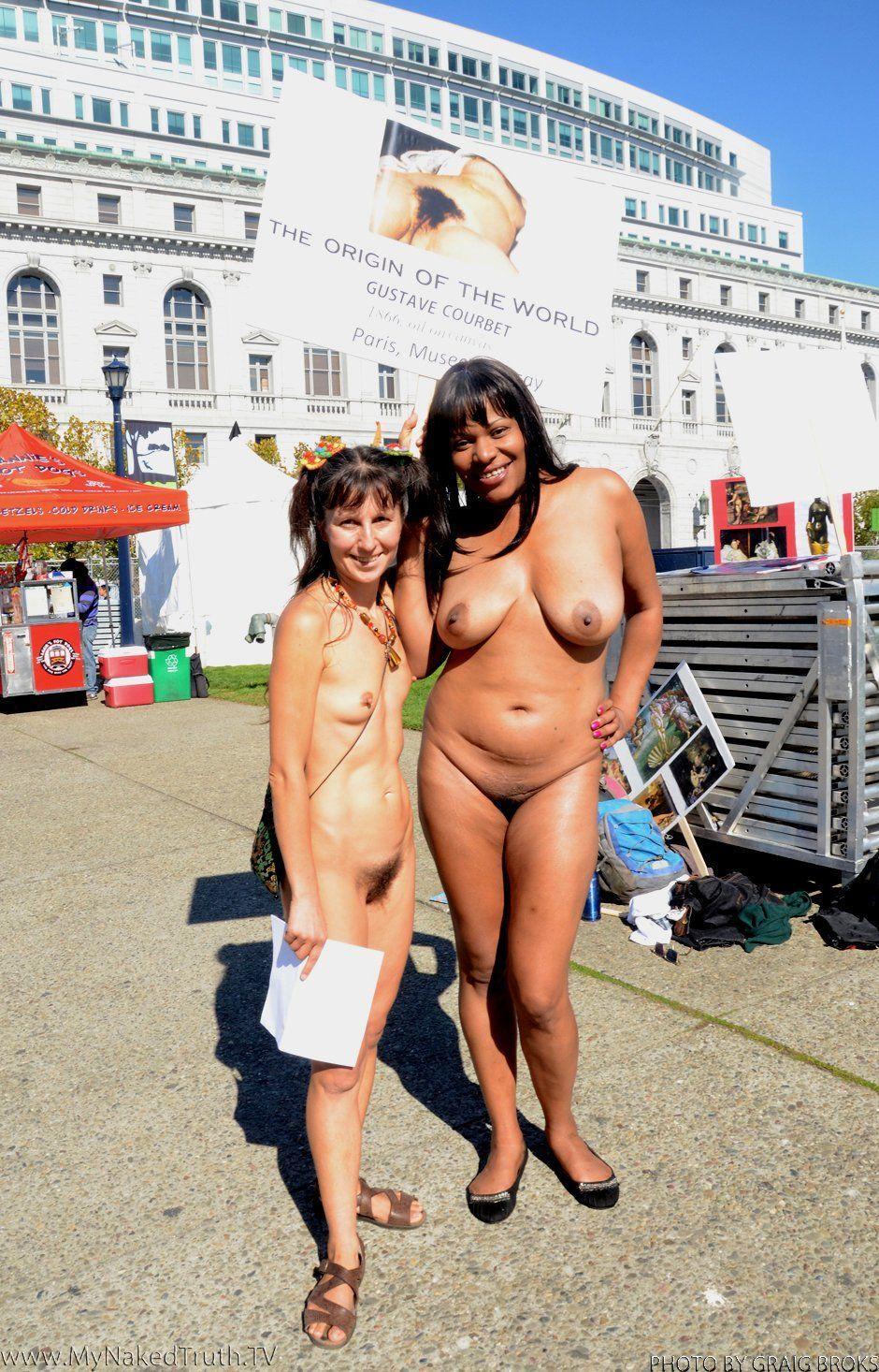 Right! Nude nudist