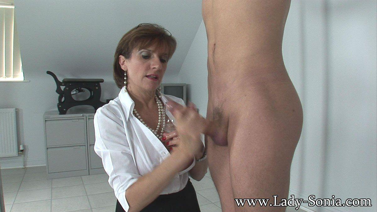 best of Sex Mature slaves handjob