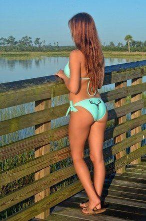 best of Butt girl Bikini
