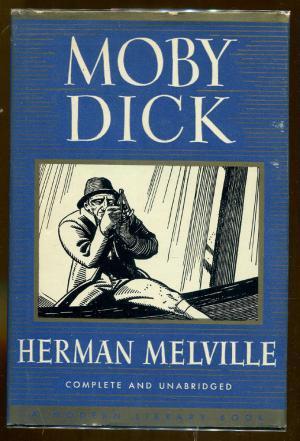Sam reccomend 1926 moby dick hardback