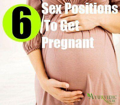 Best sexual position to get pregnant