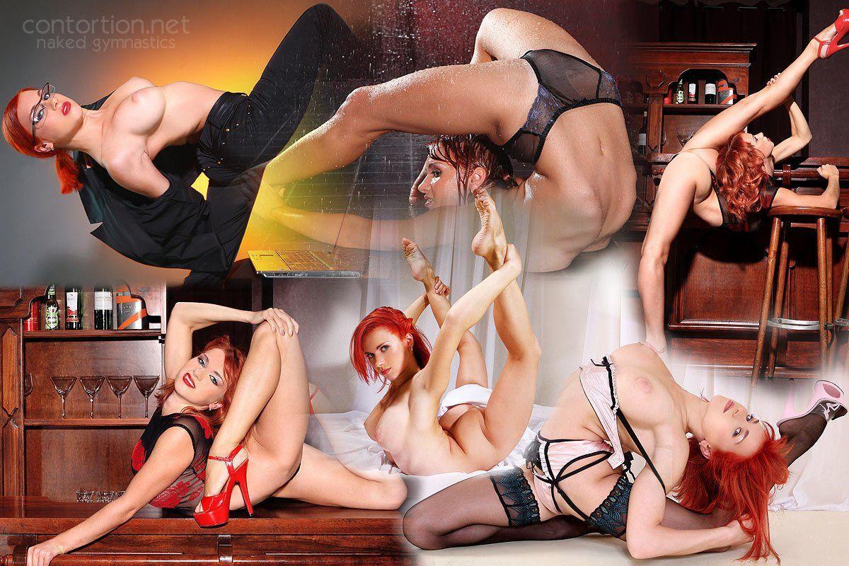 Erotic gymnastic pics