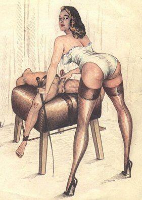 best of Femdom art Erotic