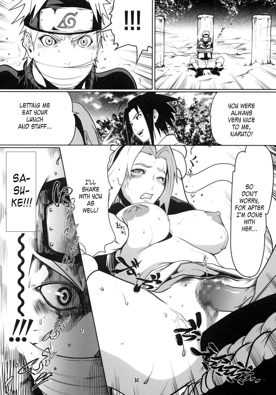 Sasuke and sakura hentai manga