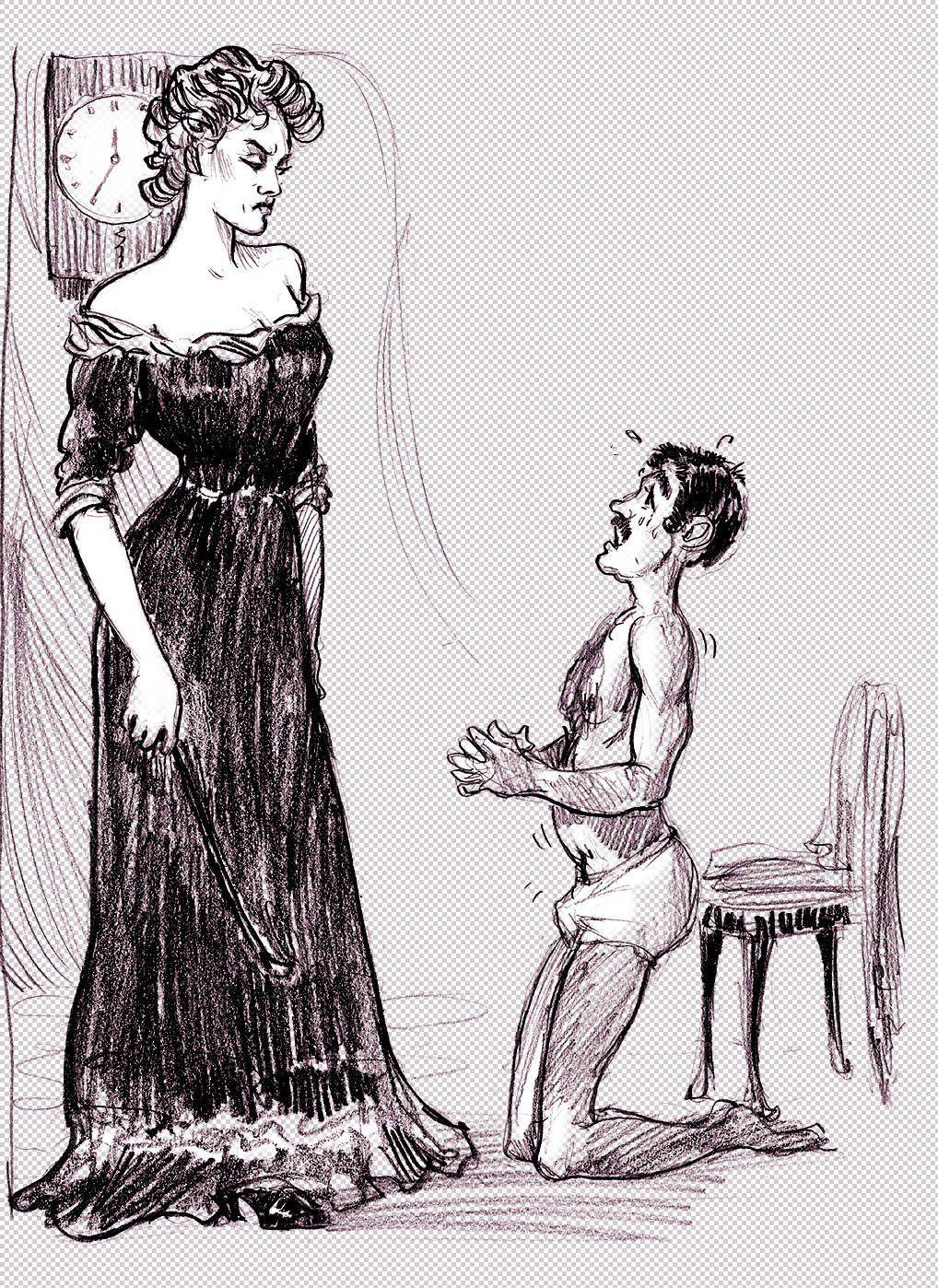 best of Stories Victorian femdom