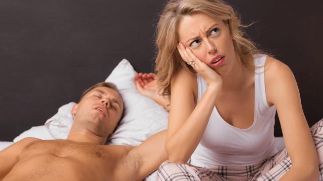 A longer orgasm for men