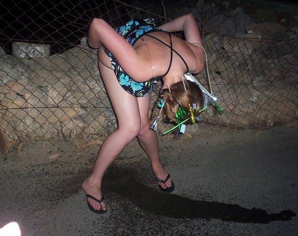 Drunks girls boston
