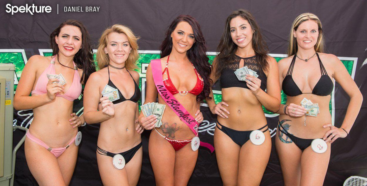 Stardust reccomend Slamfest bikini contest