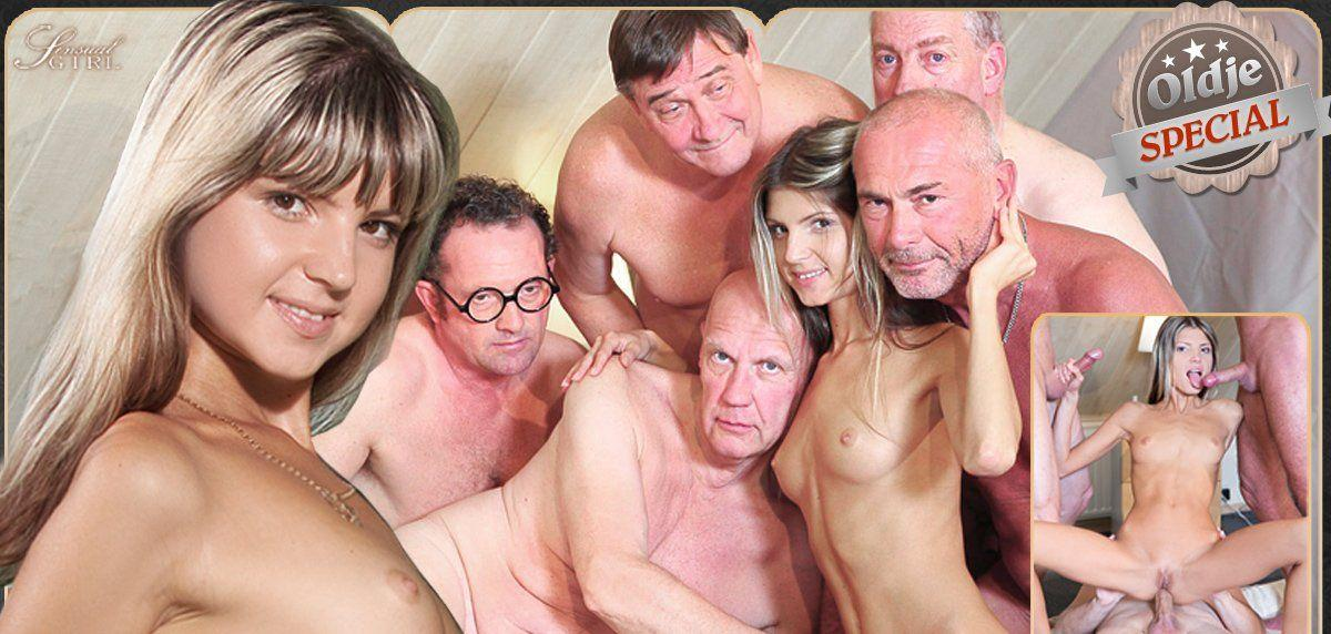 Duck reccomend Young anal gangbang torrent