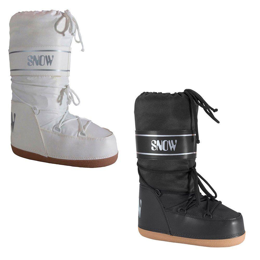 Adult boot snow
