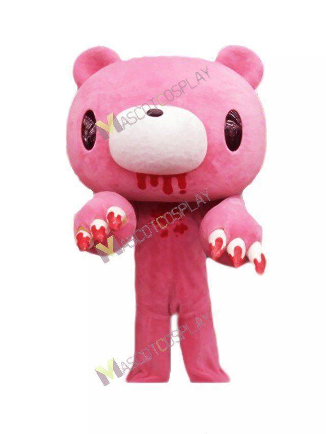 Adult gloomy bear costume