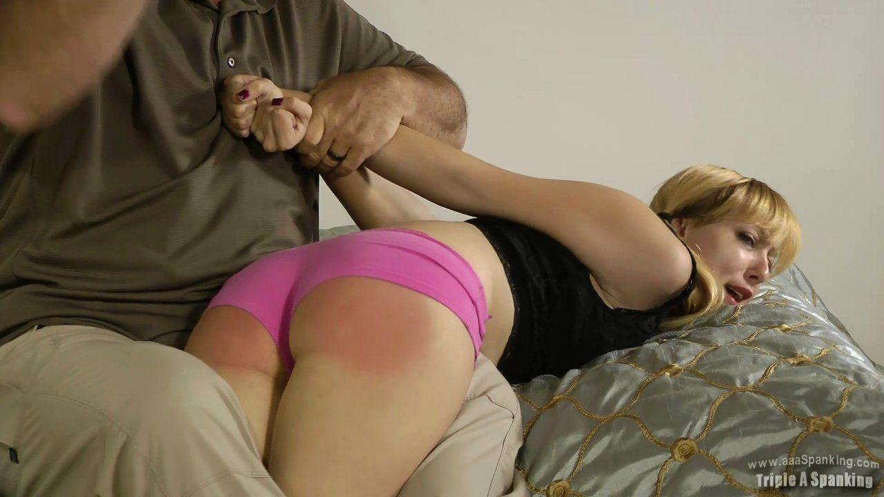 Amateur otk picture spanked wife