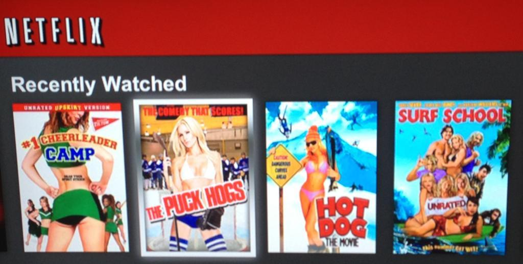 Best porn movies on netflix