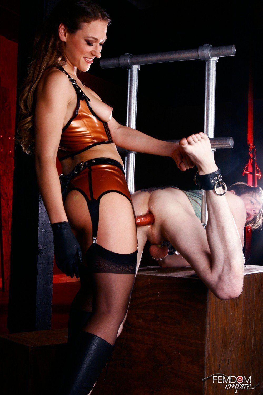 Sexy sex slave domination