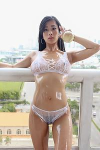 Erotic busty babes