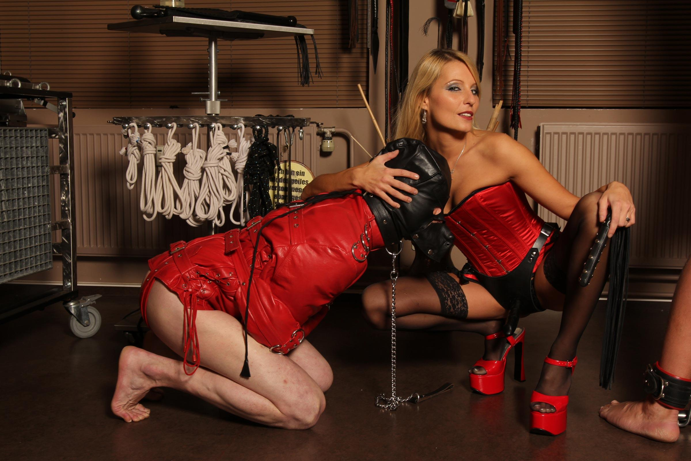 Femdom bondage videos. Centurion add photo
