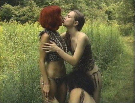 Bikini girsl from the lost planet