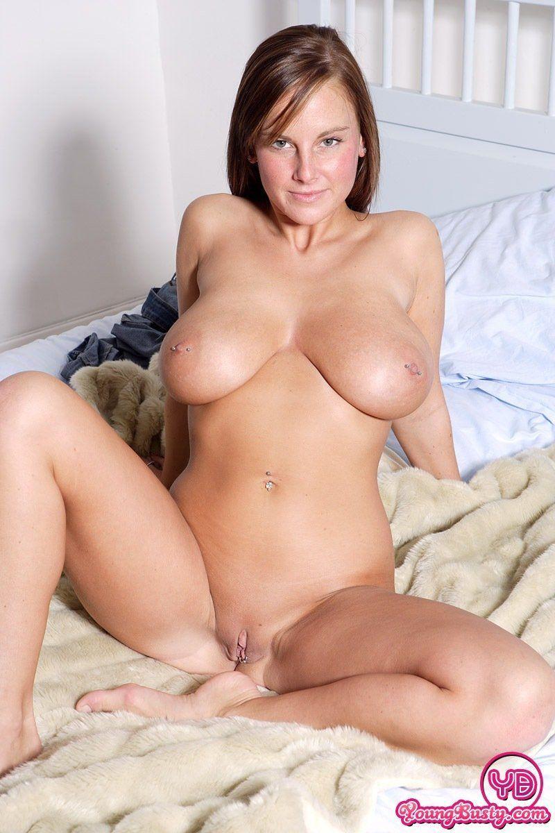 Big tits great legs