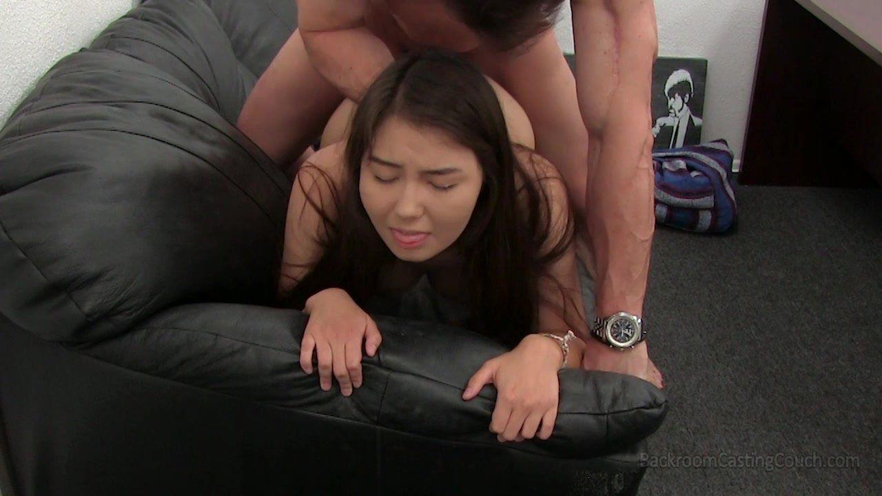 First Time Casting Porn