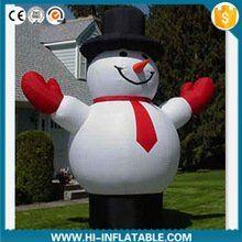 best of Snowman inflatable Chubby