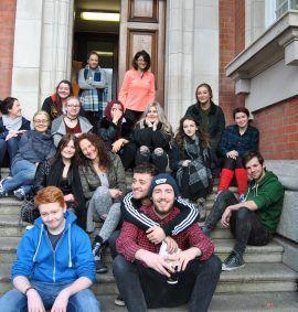 Hammer reccomend College course dublin in mature student