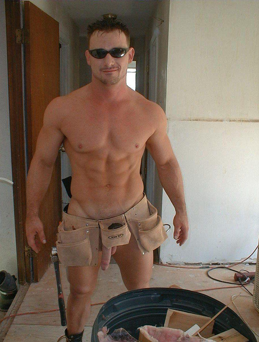 construction workers nude Amature