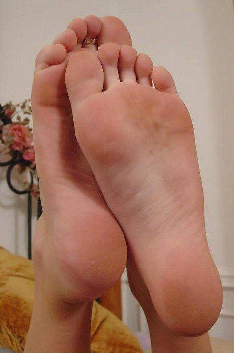 Cum on feet black girls