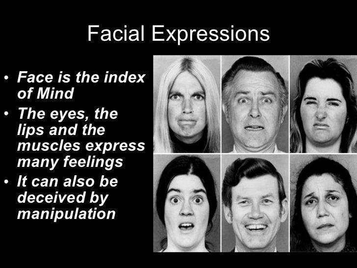 best of Of facial nvc on expressions Stats