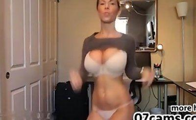Big natural tits dancing first time Best. Big Tits porn clips