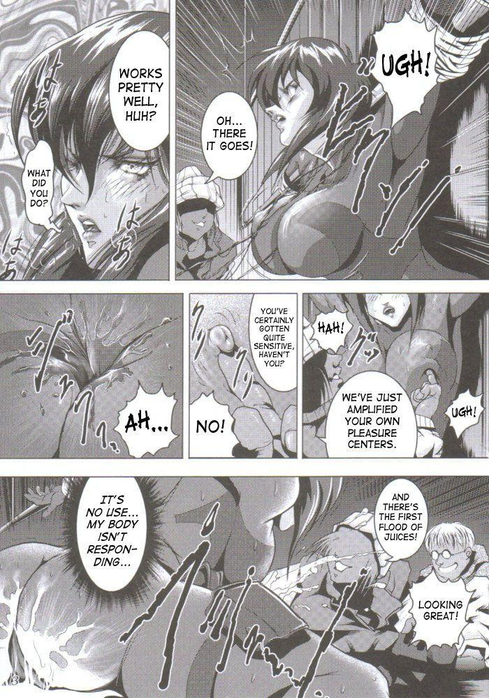 best of Hentai the doujinshi Ghost in shell