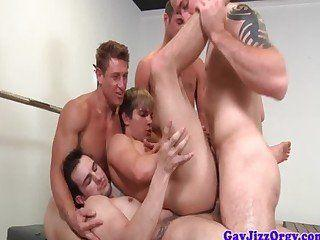Randy Twinks Ass Penetration