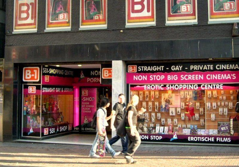Sex winkels