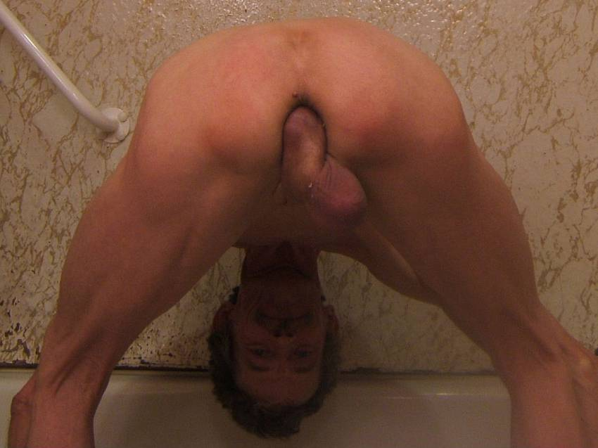 Male anal picture