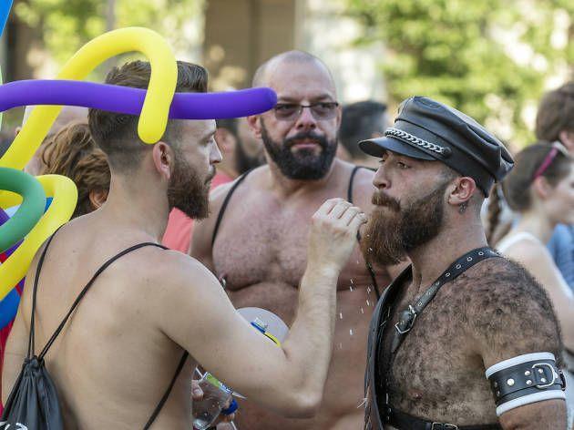 Twizzler reccomend Latino gay cruising chicago