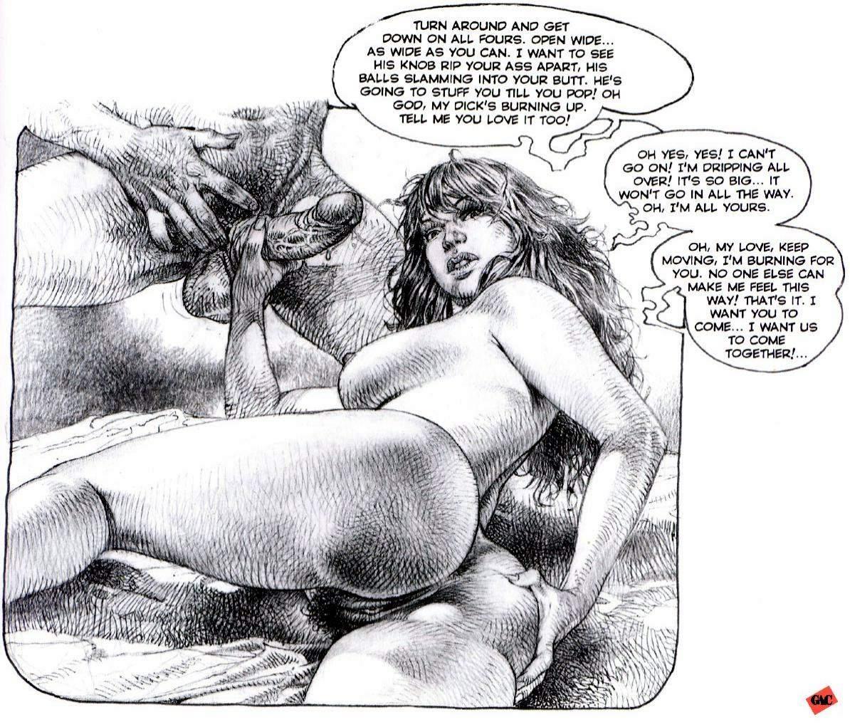 Cartoon Erotic Sex Pictures Pass