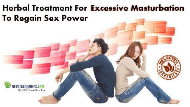 Of excessive masturbation effect