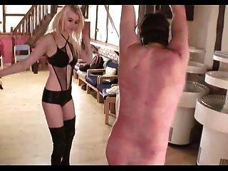 Vice reccomend Extreme femdom whipping